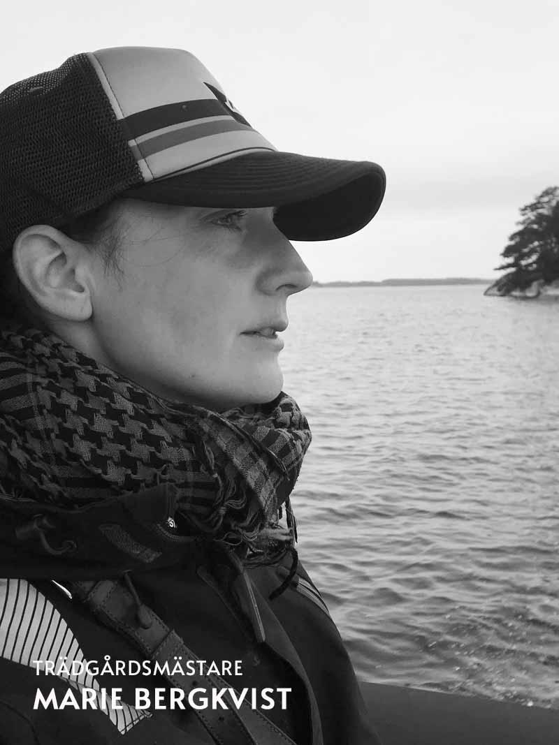 Trädgårdsmästare Marie Bergkvist | AddGreen