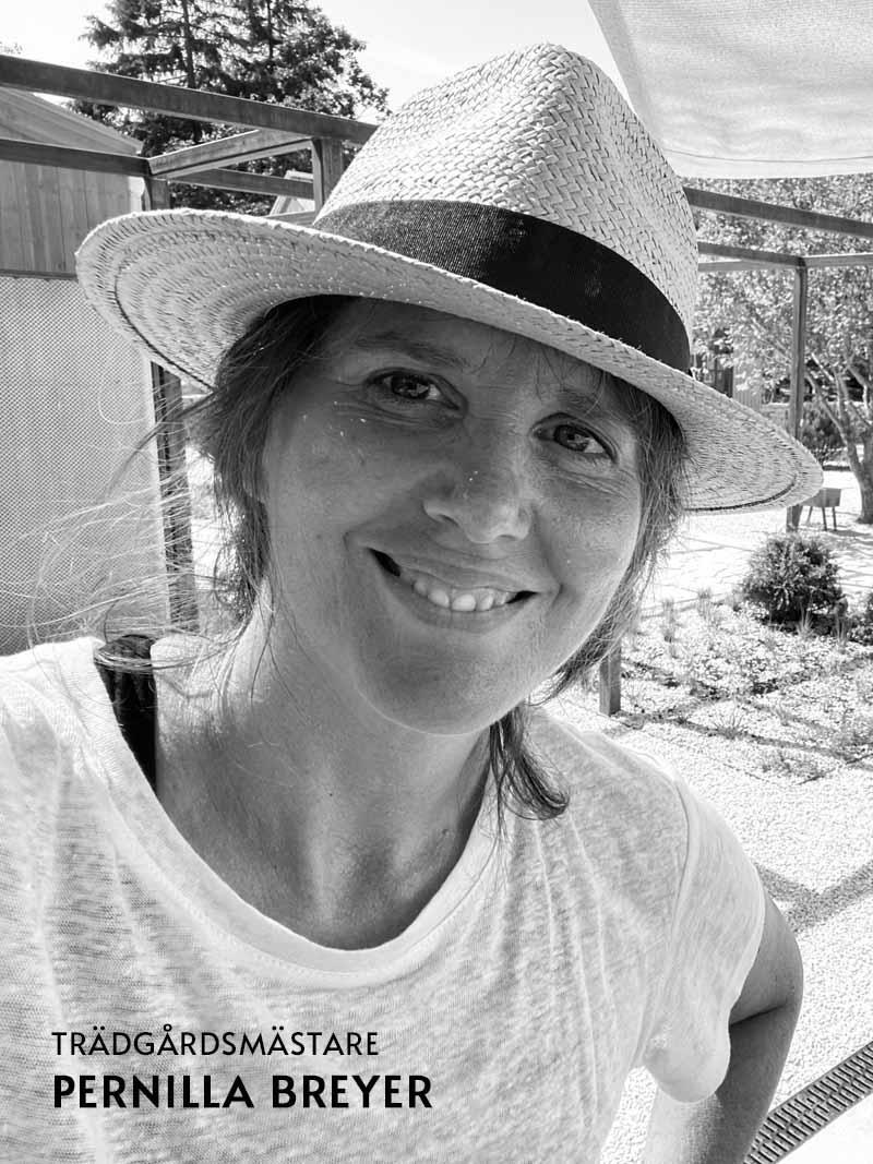 Trädgårdsmästare Pernilla Breyer  |  AddGreen